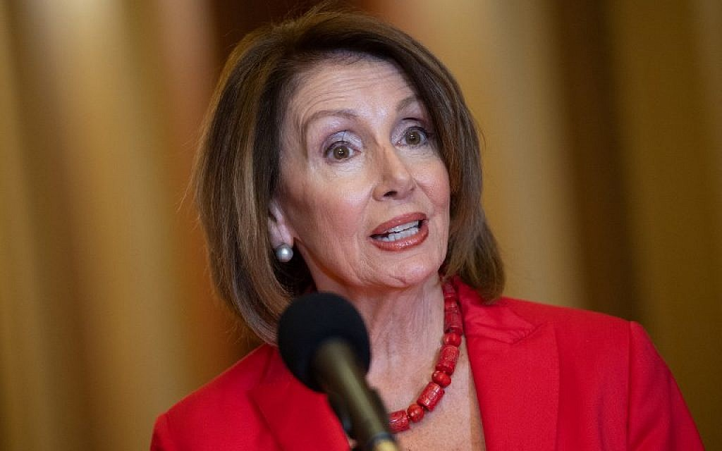 House Democrats introduce measure to revoke Trump's border emergency edict   The Times of Israel