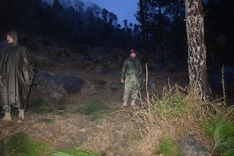 Indian air force plane crashes in Kashmir: Indian police official