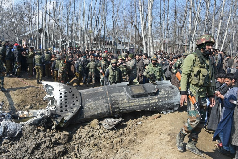 First lull in Kashmir since latest India-Pakistan escalation