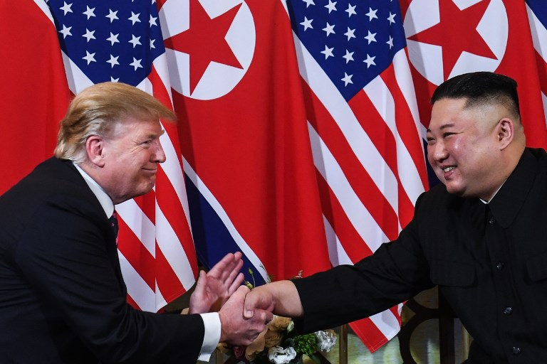 Trump interferes with North Korea because 'he likes Chairman Kim'