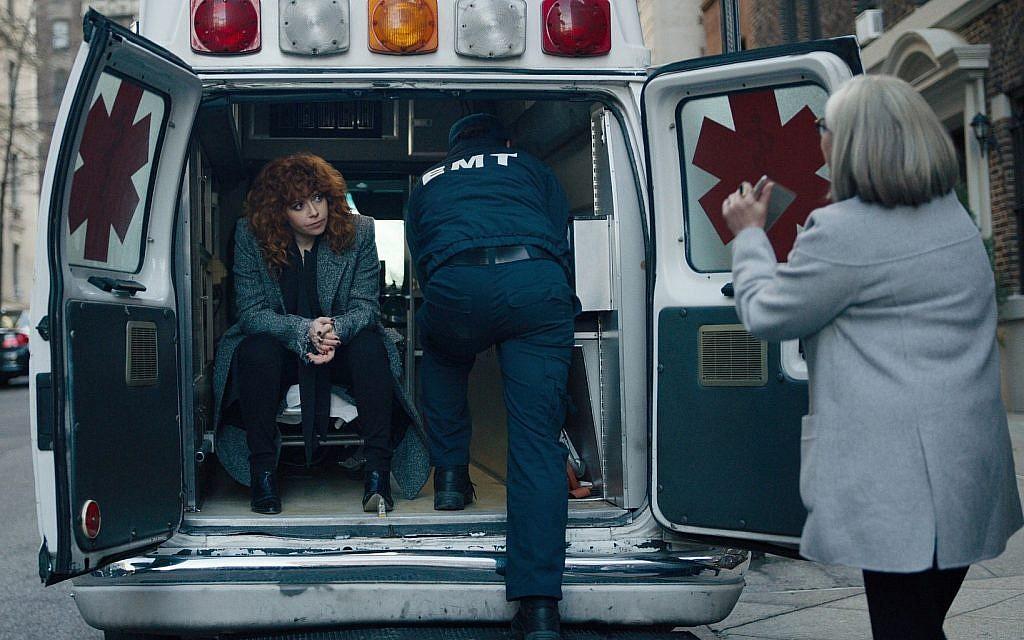 2f44609a7 It takes a Talmudic mind to unravel Netflix's new series 'Russian ...