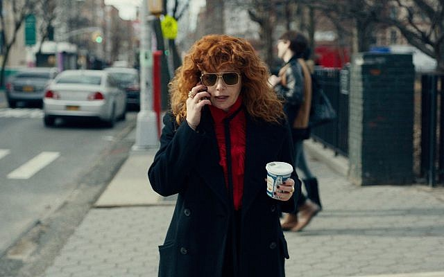 Natasha Lyonne stars in the existentialist comedy 'Russian Doll.' (Courtesy Netflix)