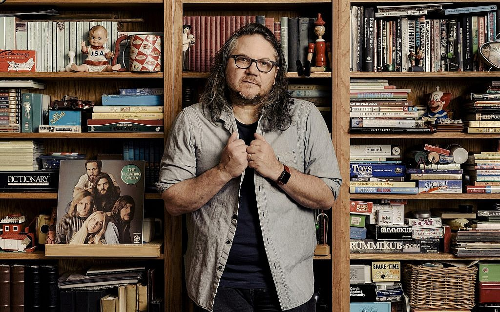 Jeff Tweedy on converting, the next Wilco album and why he loves his synagogue