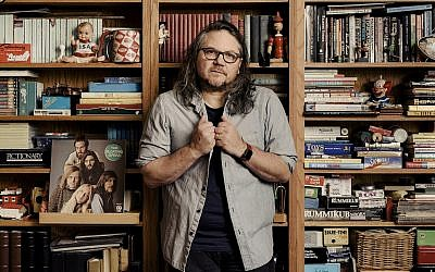 Jeff Tweedy has opened up about his Jewish conversion while promoting his memoir and his first solo album. (Whitten Sabbatini/via JTA)