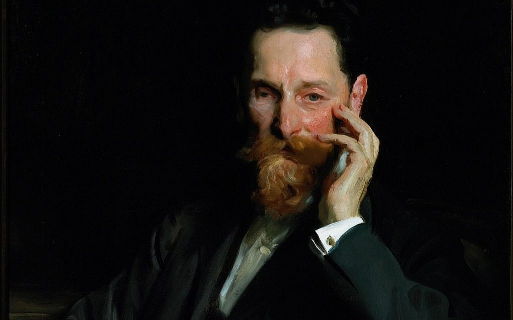 Joseph Pulitzer is one of the best-known journalists in American history. (Library of Congress/via JTA)