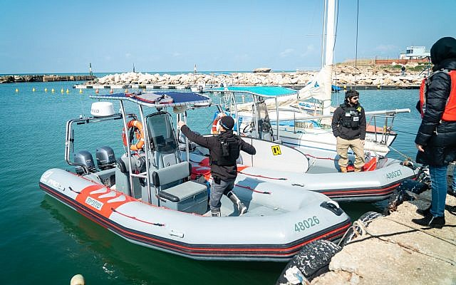 Tackling illegal fishing, new marine ranger force finds its sea legs