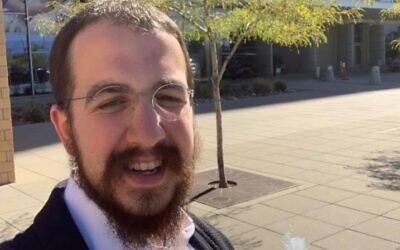 Rabbi Avrohom Zippel. (Facebook)