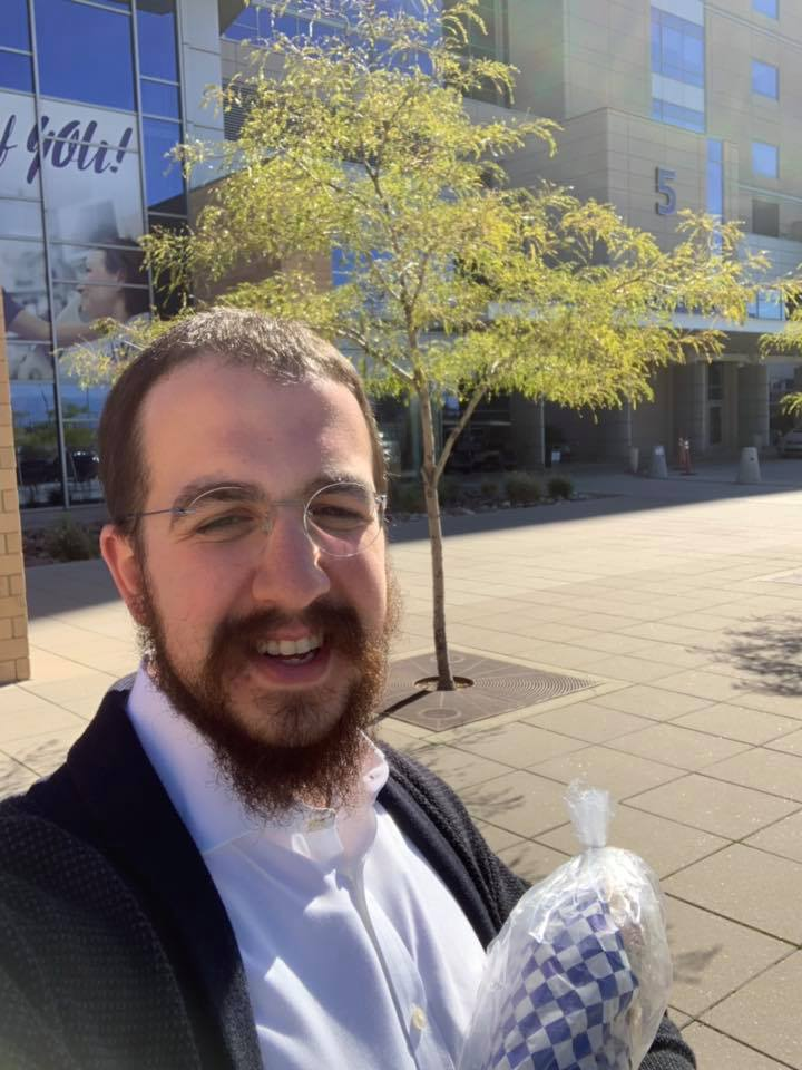 Inspired by #MeToo, Chabad rabbi breaks 20-year silence on child