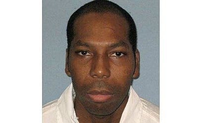 This undated file photo from the Alabama Department of Corrections shows inmate Dominique Ray. (Alabama Department of Corrections via AP)