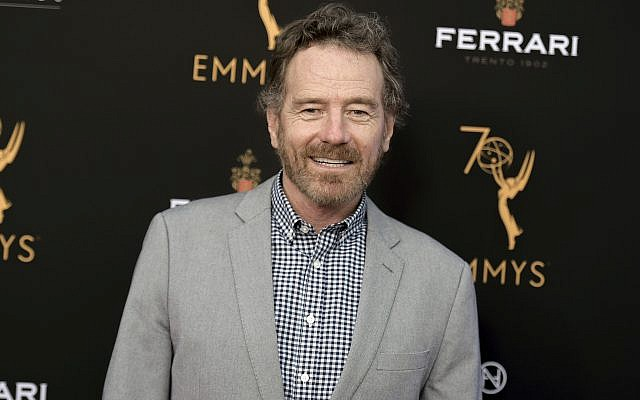 In this photo from August 20, 2018, Bryan Cranston attends the 2018 Performer Peer Group Celebration at NeueHouse Hollywood in Los Angeles. (Richard Shotwell/Invision/AP, file)
