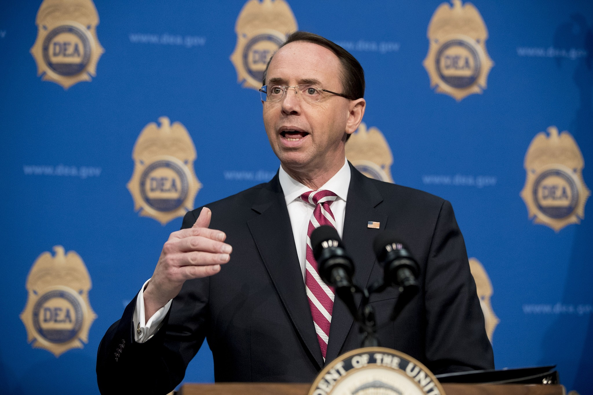 New attorney general in hot seat as Mueller report nears