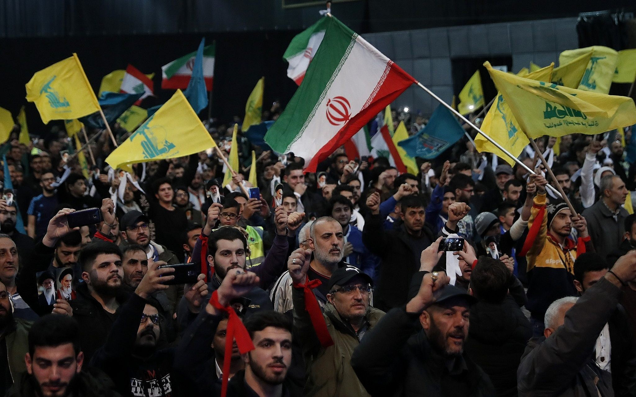 Iran condemns Britain for listing ally Hezbollah as 'terrorist' group