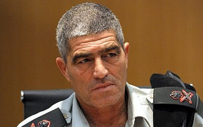 Maj. Gen. (res.) Tal Russo. (Government Press Office)
