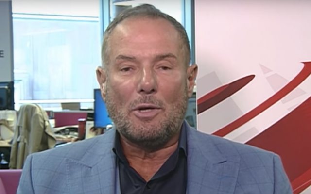 Derek Hatton (Screen capture: YouTube)