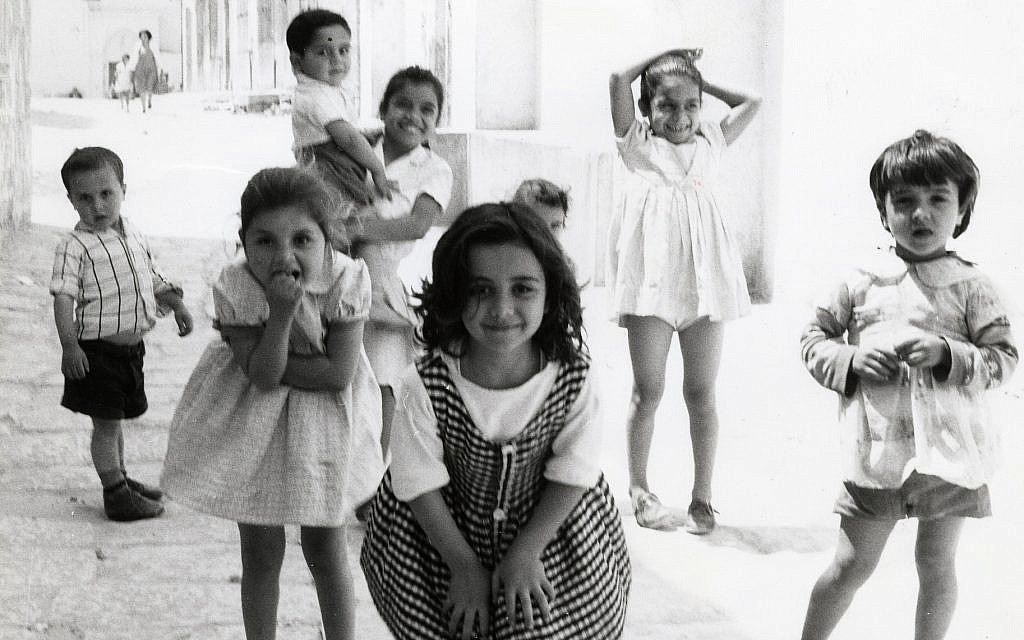 Detail from Haifa, 1959, photograph by Dorothy Bohm, mother of Monica Bohm-Duchen, who conceived of the 'Insiders/Outsiders' festival celebrating contributions to British society by refugees from Nazi Europe. (Courtesy)