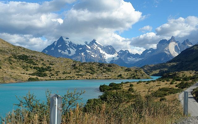 The Rio Paine river in the Torres del Paine National Park, Chile, February 2011. (Wikipedia/Evelyn Proimos/CC BY)