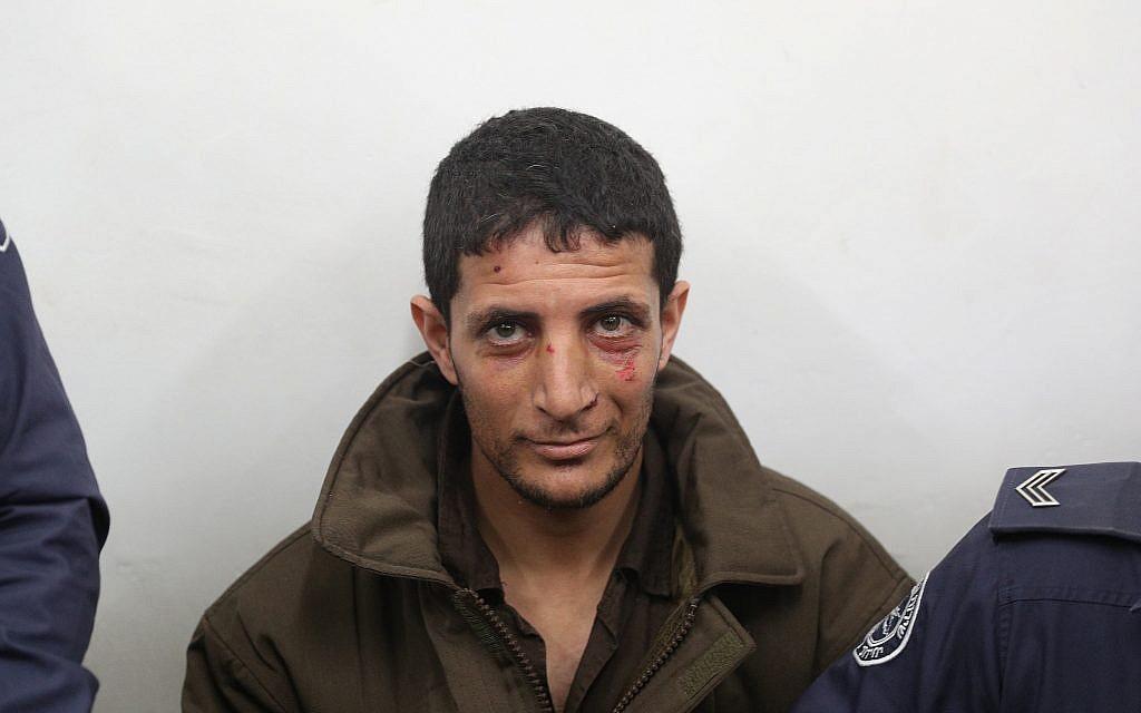 Court remands Palestinian suspect in brutal murder of teen Ori Ansbacher