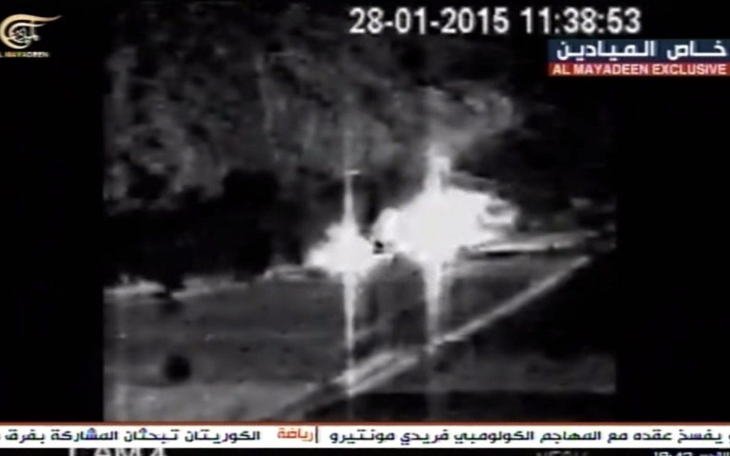 Hezbollah releases video of deadly 2015 attack on IDF convoy