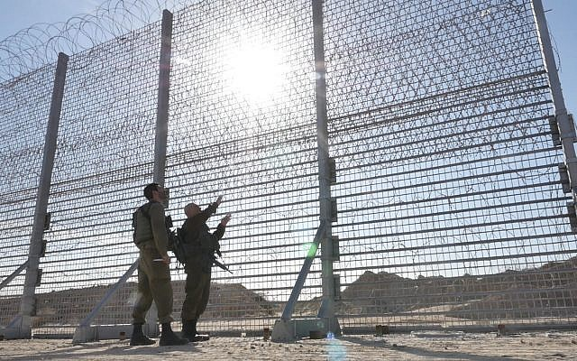 Two Palestinian teens killed at border with Gaza