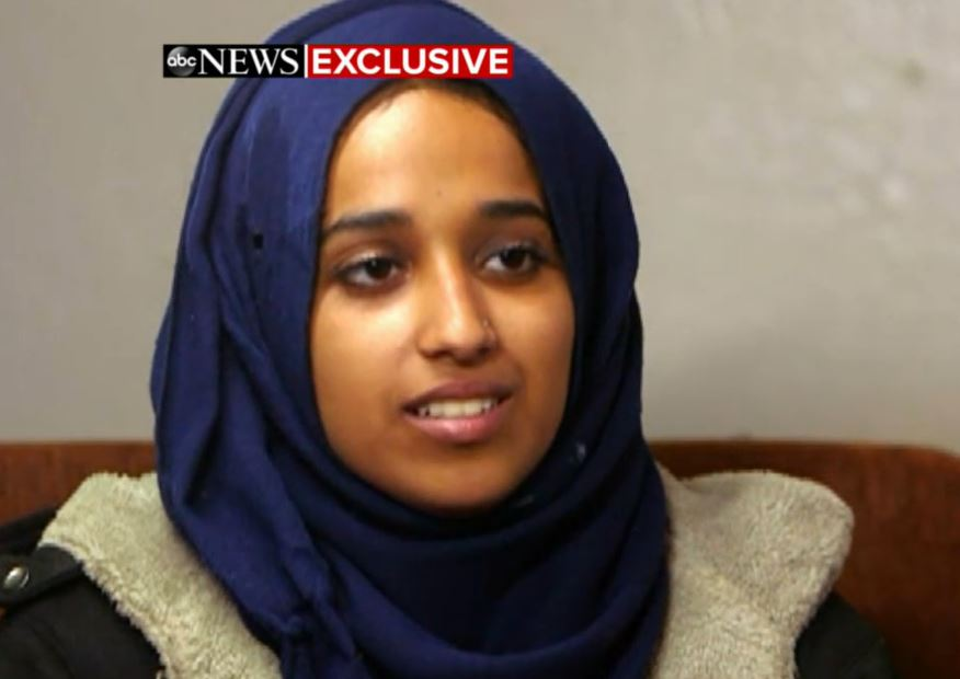 Woman who joined ISIS is begging to come home