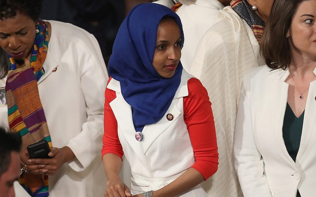 outrage as ilhan omar linked to 9  11 attacks in west