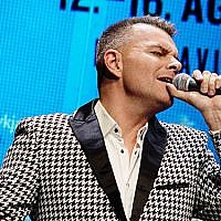 Paul Oscar at Reykjavik Jazz Festival 2015 (Hreinn Gudlaugsson/ Wikimedia CC)