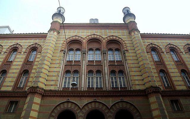 The Rumbach Street Synagogue (CC BY-SA Thaler Tamas/Wikimedia Commons)