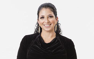 Director of the Ruderman Family Foundation Shira Ruderman. (Noam Galay)