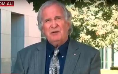 Dr. Paul Bauert, a regional president of the Australia Medical Association, speaking with Sky News on February 11, 2019. (Screenshot: YouTube)