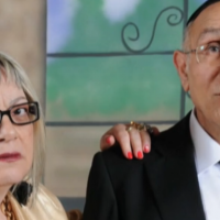 Tamar Kaduri, left, and husband Yehuda, who were found murdered in their Jerusalem home on January 13, 2019. (Courtesy)