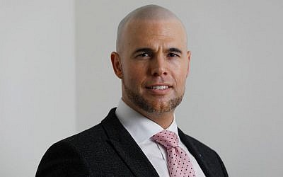 Dutch MP Joram van Klaveren, February 24, 2017. The former far-right politician fought against Islam in the Netherlands before revealing he converted to the religion in February 2019. (BAS CZERWINSKI / ANP / AFP)