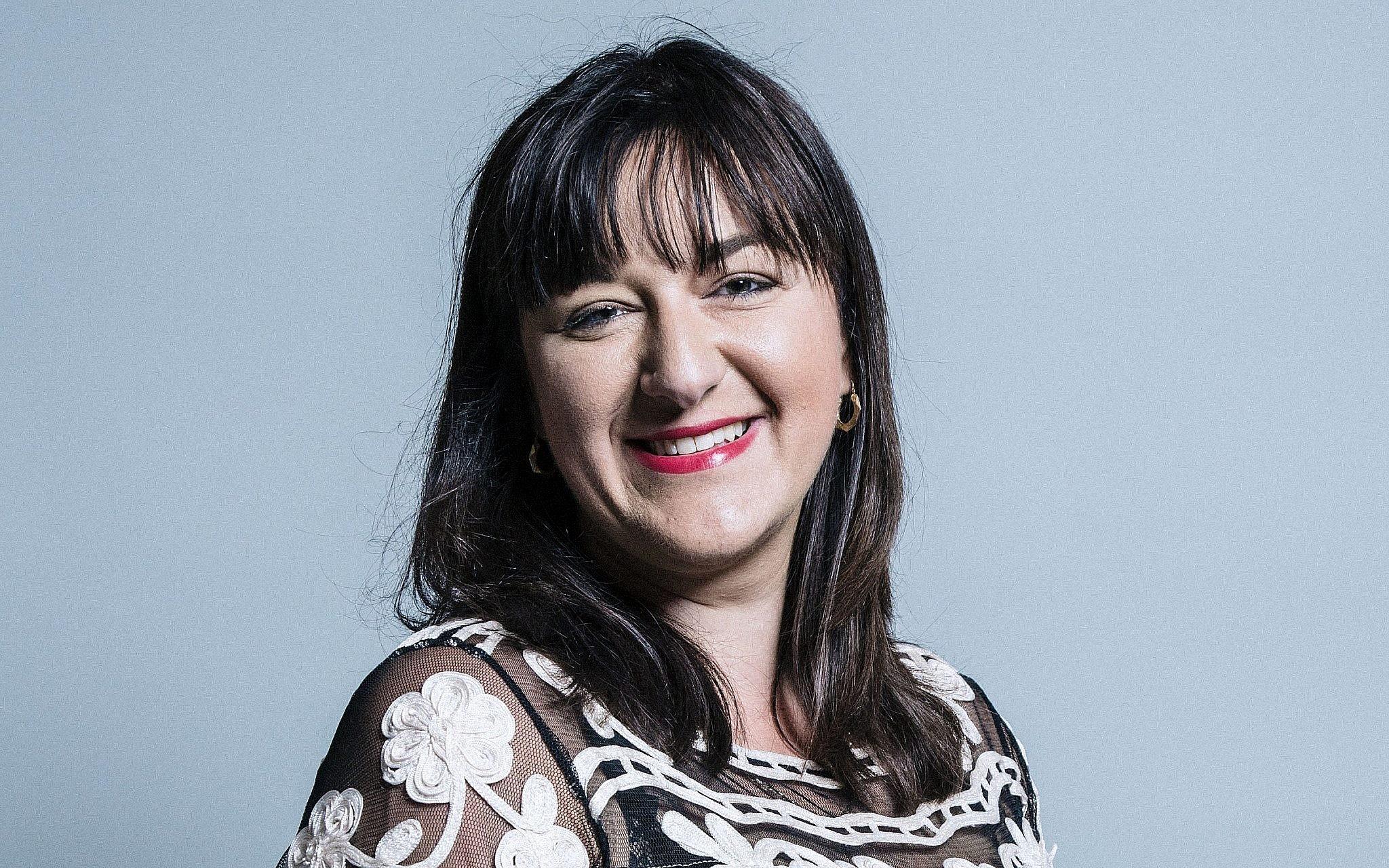 Jewish Labour MP Ruth Smeeth. (UK Parliament)