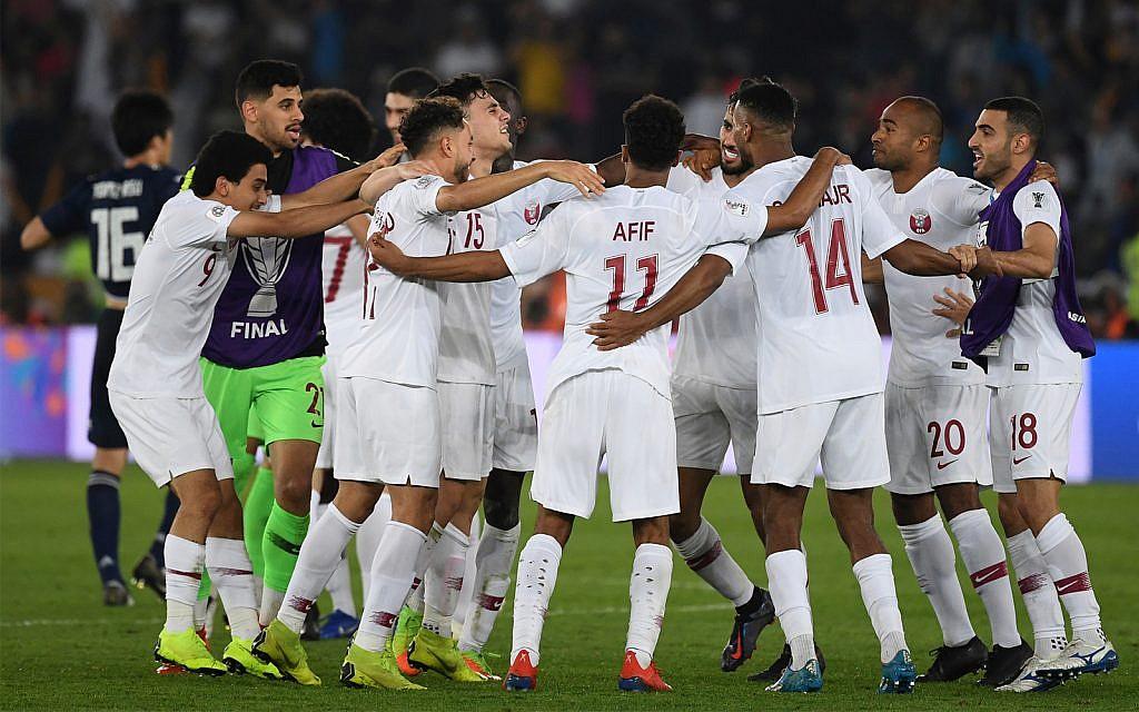 Man arrested for wearing Qatari soccer jersey in UAE