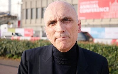 British Labour MP Chris Williamson. (YouTube screenshot)
