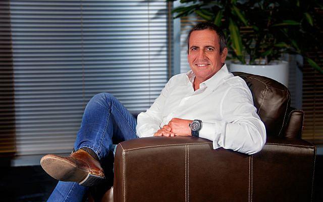 Mellanox founder and CEO Eyal Waldman (Courtesy)