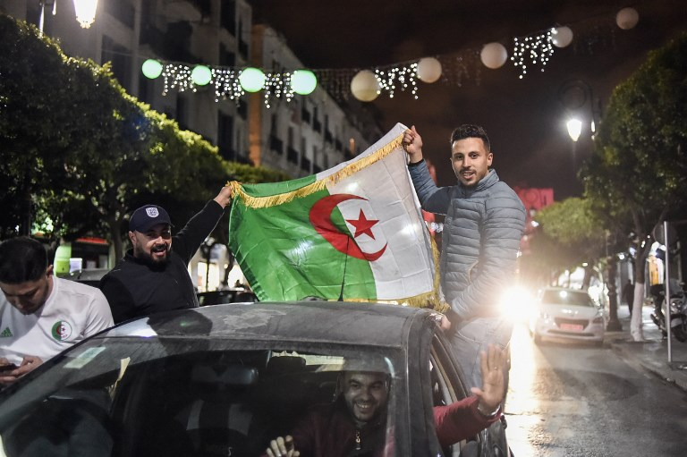 Algeria president drops bid for fifth term