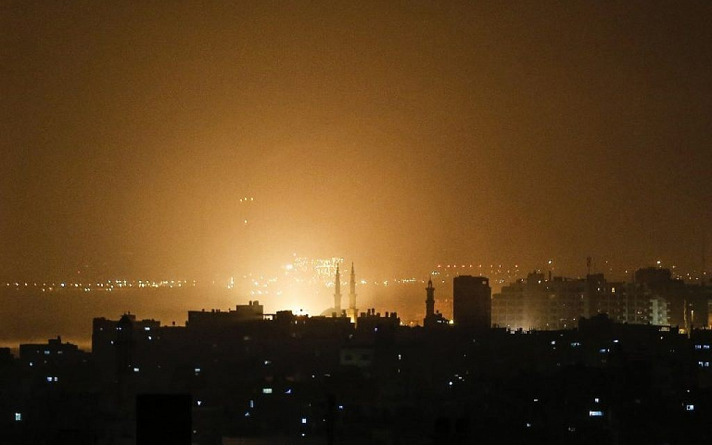 The almost accidental war in Gaza: 7 things to know for March 15