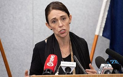 New Zealand PM Says Cabinet Has Agreed to Gun Law Reform
