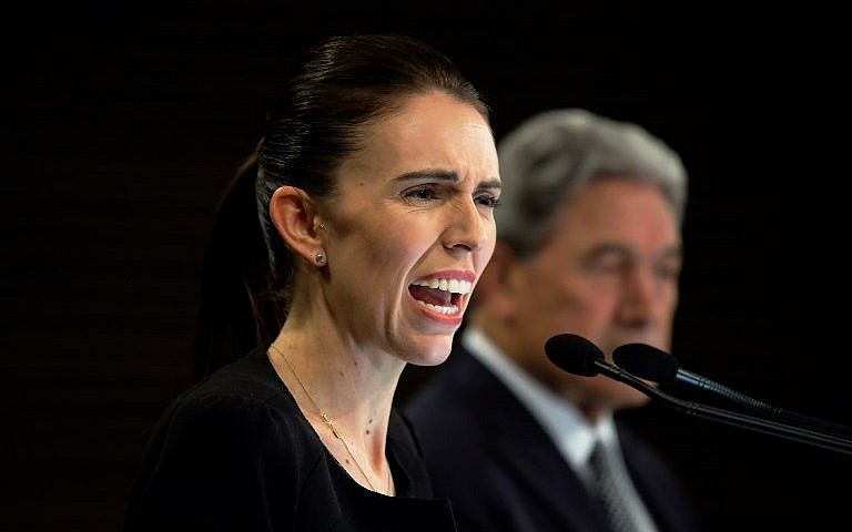 Jacinda Ardern Promises She Will Never Say The Christchurch Shooter's Name