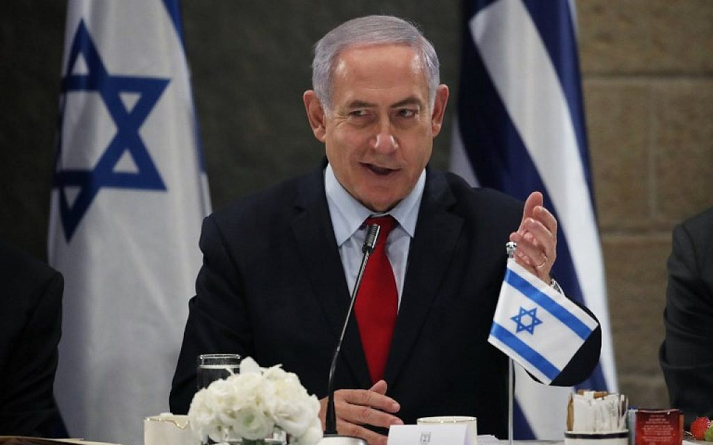 Netanyahu said to have made over 700% profit on stock sale under scrutiny