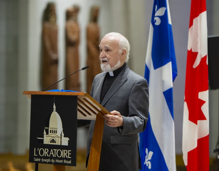 Priest stabbed during Mass in Montreal