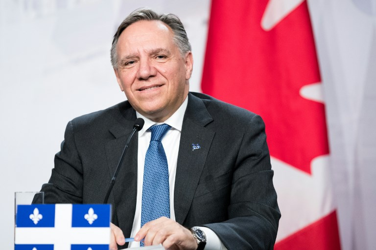Quebec teachers, religious groups denounce government's secularism bill
