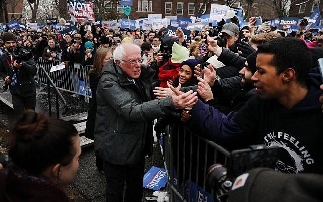 Sanders Campaign Roiled by Workers Demanding Higher Wages