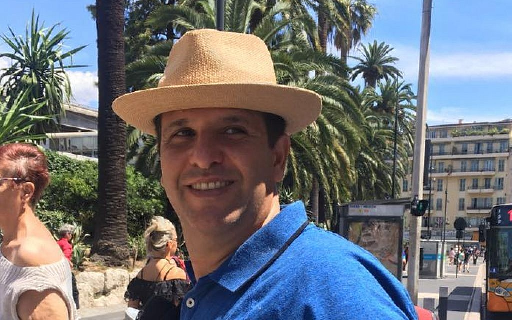 Avraham Matsliah, 49, from Ma'ale Adumim, was killed in the crash of an Ethiopian Airlines flight near Addis Ababa on March 10, 2019. (Facebook)