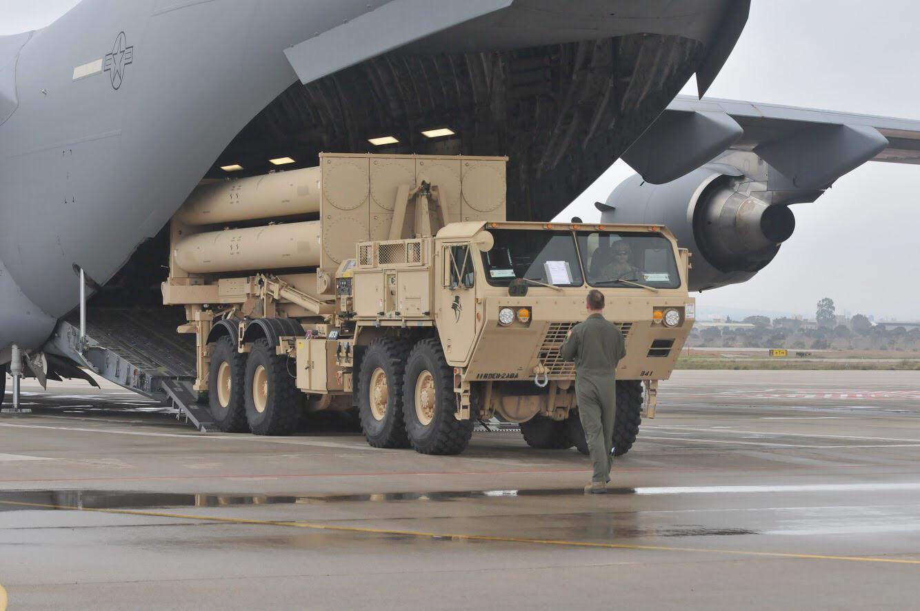 US deploys THAAD missile defense system to Israel