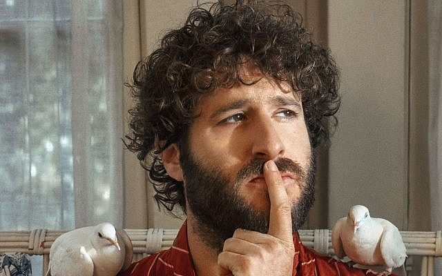Lil Dicky, real name Dave Burd (FX via JTA)