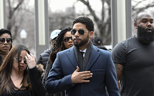 Jussie Smollett Hit With Six-Count Indictment in Hoax Case