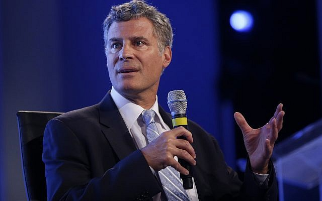 In this May 14, 2014, file photo, Alan Krueger, professor of economics and public affairs at Princeton University, speaks at the 2014 Fiscal Summit organized by the Peter G. Peterson Foundation in Washington. (AP Photo, File)