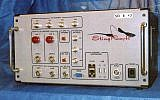 This undated file photo provided by the US Patent and Trademark Office shows the StingRay II, a cellular site simulator used for surveillance purposes manufactured by Harris Corporation, of Melbourne, Fla. (U.S. Patent and Trademark Office via AP, File)