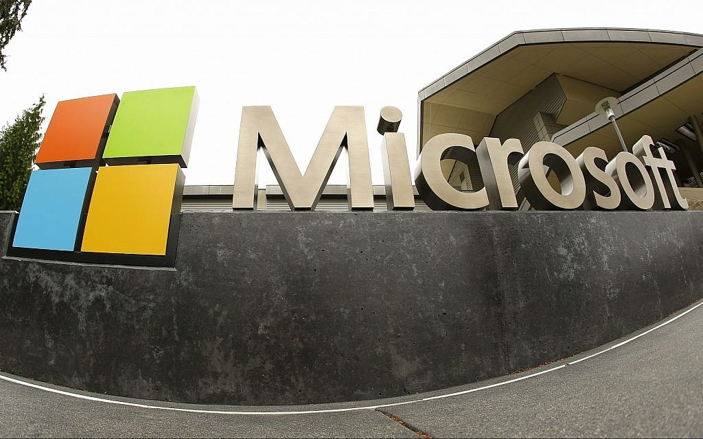 Israel added to Microsoft network in bid for faster cloud services